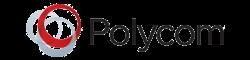 polycom business phones corporate logo