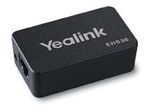 Yealink EHS36 Wireless Headset Adapter interface for IP phones for wireless headsets