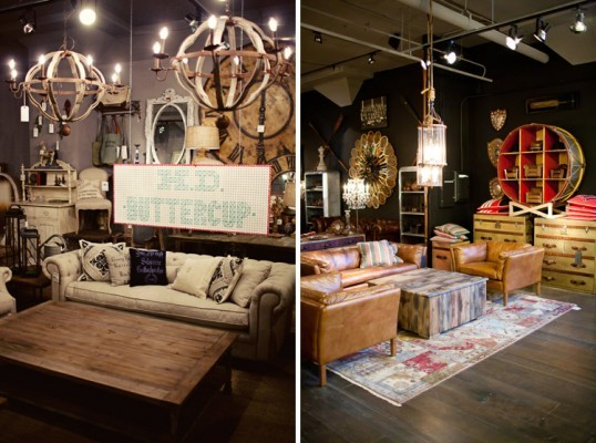 HD Buttercup Homewares and Furnishings San Francisco