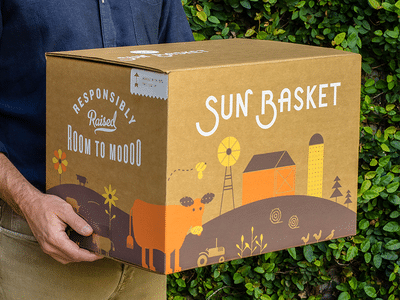 sun basket fresh meal delivery