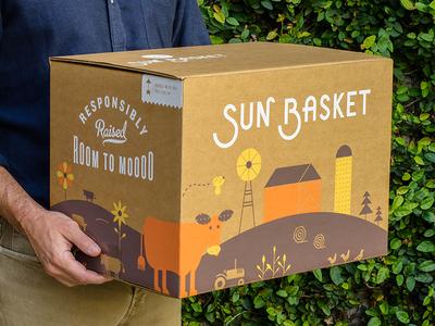 sun basket fresh meal delivery