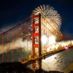 Stunning San Francisco 4th Of July Fireworks Photos
