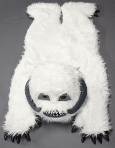 Life Size Star Wars Wampa Rug - Empire Strikes Back - ThinkGeek Best Seller