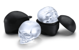 Skull Ice Cube Mould - ThinkGeek Best Sellers