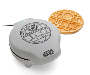 Star Wars Death Star Waffle Maker - ThinkGeek best seller