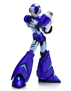 X Mega Man X Figurine - ThinkGeek best sellers