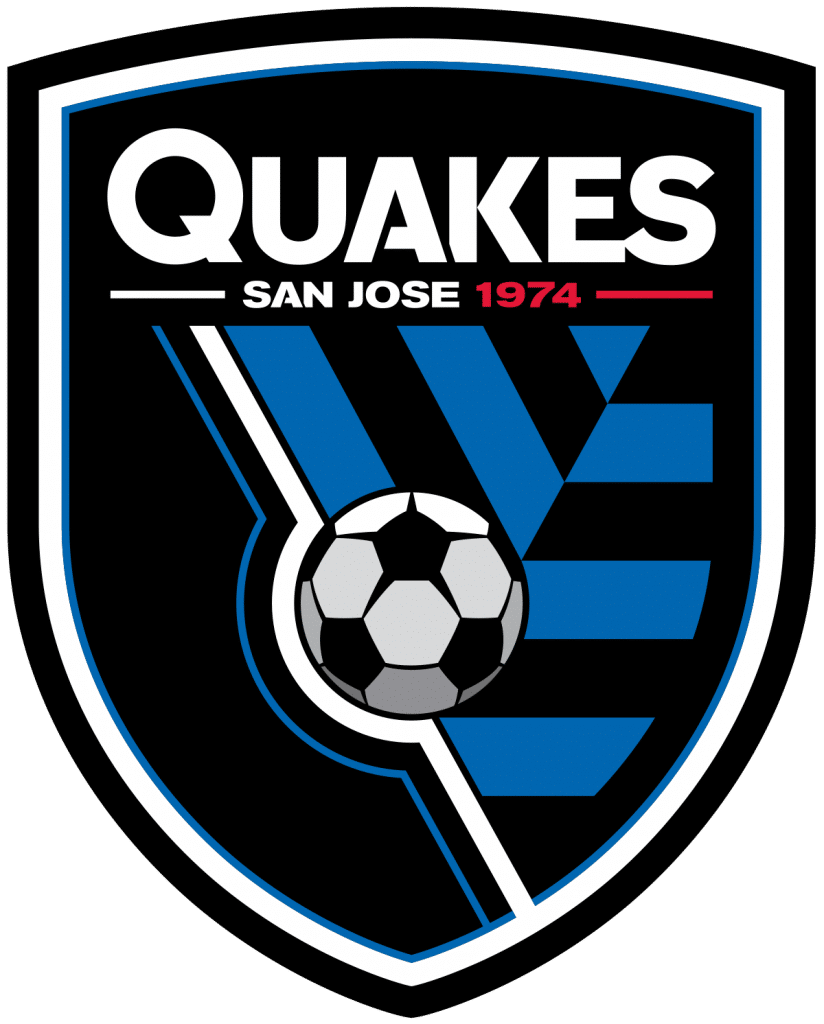san jose earthquakes 1974 major league soccer team logo 2020
