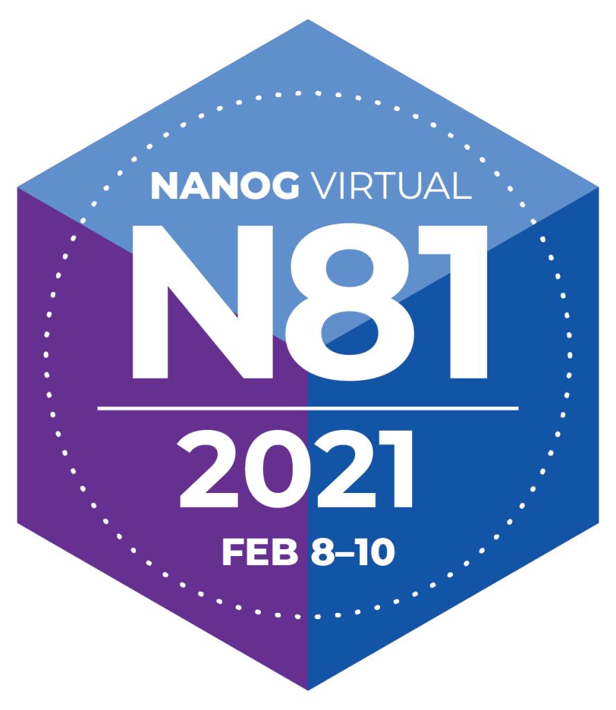 Fastmetrics NANOG 81 Virtual Expo Sponsorship - official logo