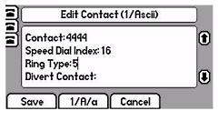 Polycom SoundPoint 650 Distinctive Ring