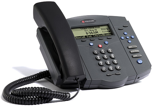 Polycom SoundPoint IP 430 Phone Troubleshooting - Fastmetrics