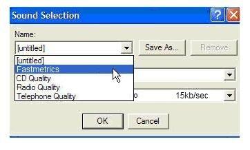 Create wav File 13