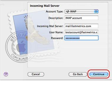 IMAP Mac 7