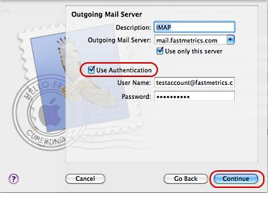 IMAP Mac 8