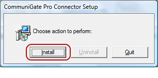 Install MAPI Connector 4