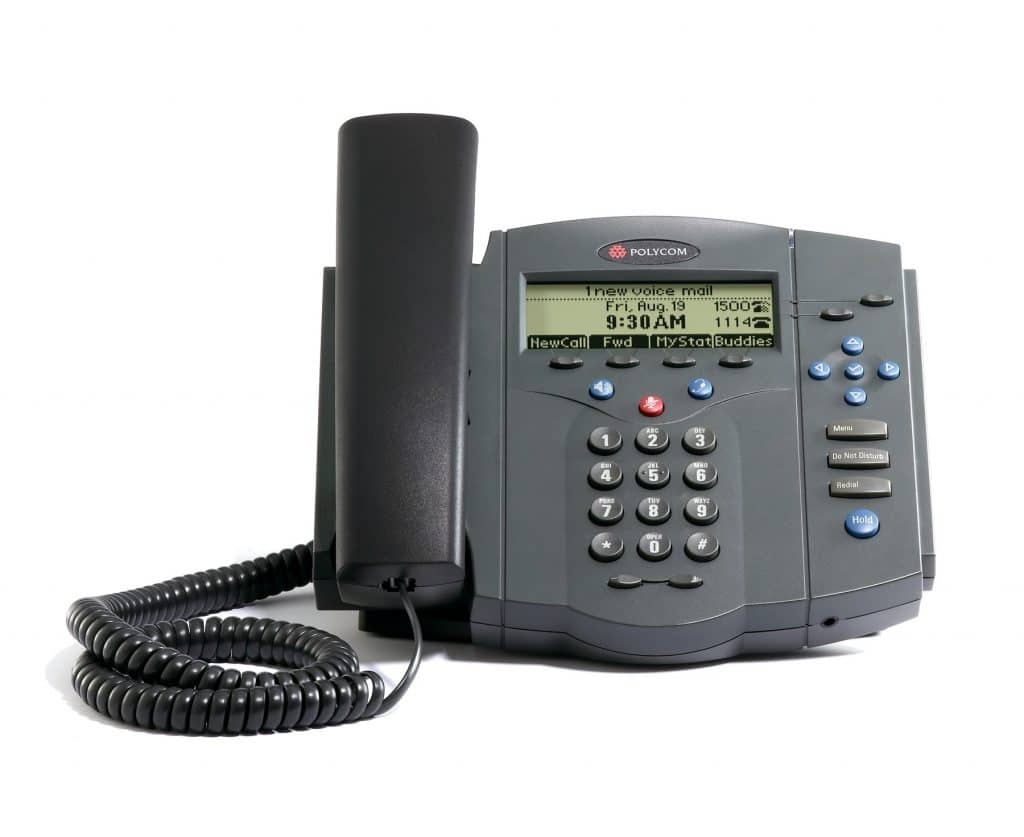 polycom-soundpoint ip 430 phone