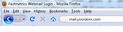 Webmail Login 1