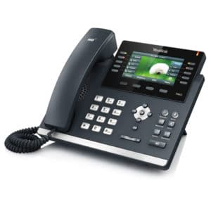 Yealink T46G bluetooth compatible SIP business phone